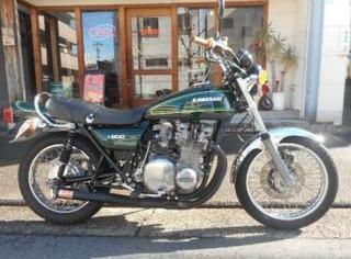 カワサキ KZ900