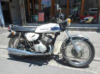 カワサキ 500SS H1