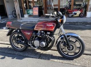 カワサキ Z1000MKⅡ