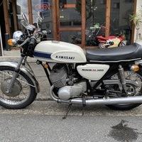 カワサキ 500SS マッハⅢのサムネイル