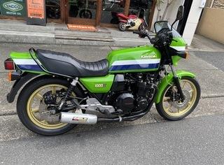 カワサキ Z1100GP